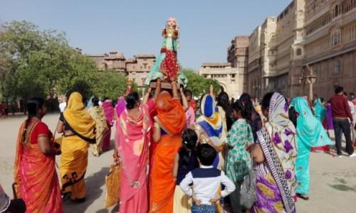 Zdjęcie INDIE / Północno-zachodnie Indie / Bikaner / W Bikaner