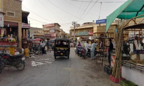 Zdjęcie INDIE / Północno-zachodnie Indie / Bikaner / Ulice Bikaneru