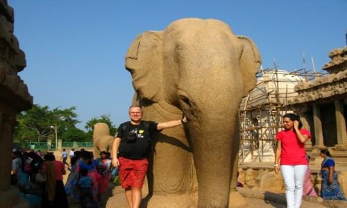 INDIE / Tamil Nadu / Mahabalipuram / Mahabalipuram