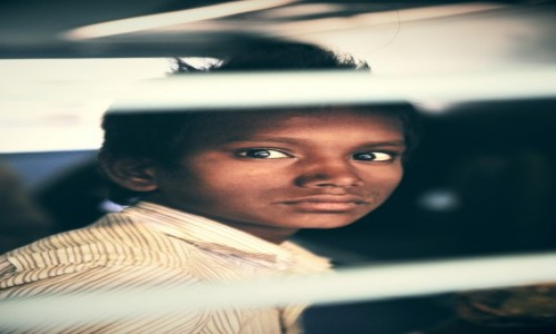 Zdjecie INDIE / Rajastan / Jodhpur / Portret