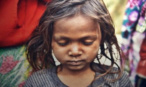 Zdjecie INDIE / Uttarakhand / Haridwar / Portret