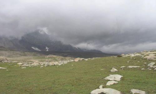Zdjęcie INDIE / Kashmir / Harimukh peak / harimukh peak