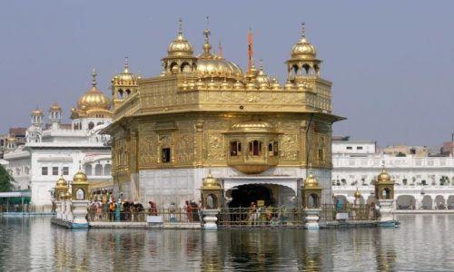 Zdjęcie INDIE / Punjab / Amritsar / Golden temple