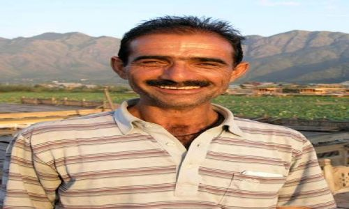 Zdjecie INDIE / Kashmir / Srinagar / Shafi, łobuzie