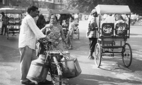 Zdjecie INDIE / Radżastan / Jajphur / Indie inaczej - ulice Jajphuru3