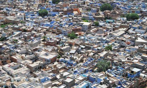 Zdjecie INDIE / rajastan / jodhpur / blue city