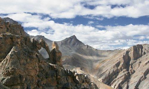 Zdjęcie INDIE / Ladakh / droga Manali-Leh / Pocztówkowo