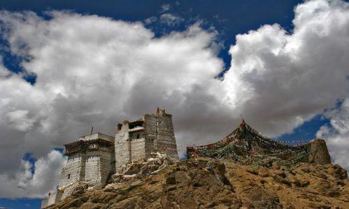 Zdjęcie INDIE / Ladakh / Leh / Namgyal Tsemo Gompa