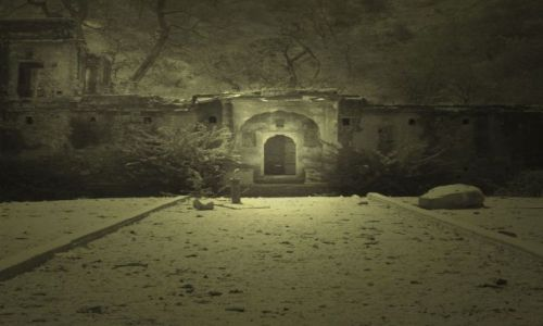 Zdjecie INDIE / brak / Światynia w Galcie / Ruiny
