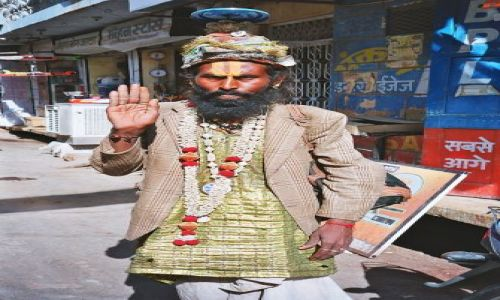 Zdjecie INDIE / Rajastan / Jaisalmer / Namaste!!!