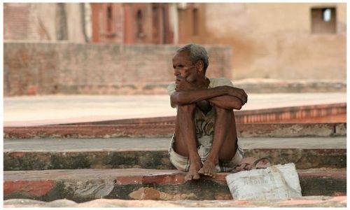 Zdjecie INDIE / Uttar Pradeś / Agra / ***