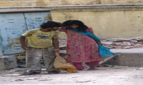 Zdjecie INDIE / brak / Jaipur / Rodzinka