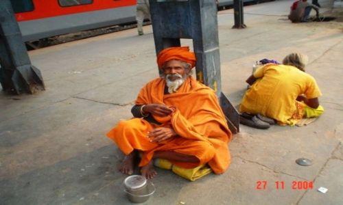 Zdjecie INDIE / brak / Delhi / INDYJSKIE PORTRETY