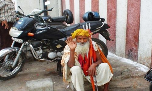 Zdjecie INDIE / brak / Delhi / INDYJSKIE PORTR