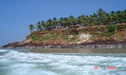 Zdjecie INDIE / Kerala / Warkala / INDYJSKIE PLAŻE