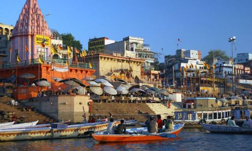 Zdjęcie INDIE / brak / VARANASI / Varanasi2