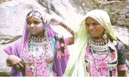 Zdjecie INDIE / Rajastan / pustynia Thar / twarze Indii 5