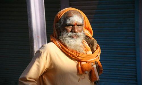 Zdjęcie INDIE / brak / Varanasi / Portrety INDJI