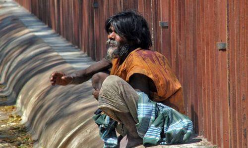 Zdjęcie INDIE / brak / Varanasi / Portrety INDJI2