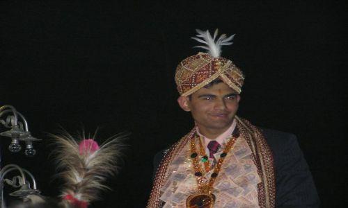 Zdjecie INDIE / Rajastan / w drodze do Gurgaonu / pan młody