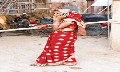 Zdjecie INDIE / brak / Delhi / Zdążyć za postępem