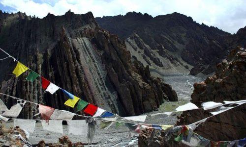 Zdjecie INDIE / ladak / himalaje / rzeki moc