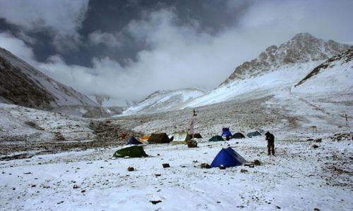 Zdjęcie INDIE / ladak / gory / piekna pogoda w kraju płynacych obłokow
