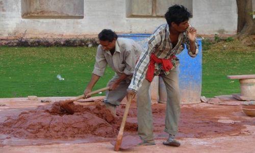 Zdjecie INDIE / brak / Jaipur / Praca wre.