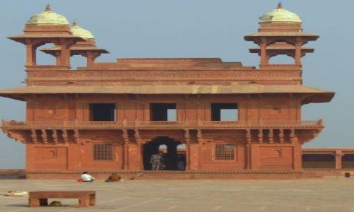 Zdjecie INDIE / brak / Fatehpur Sikri / Opuszczone miasto 2