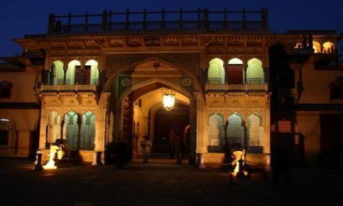 Zdjecie INDIE / brak / Jaipur / Posiadłość maharadży