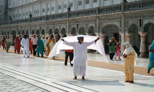 Zdj�cie INDIE / brak / Punjab / Amritsar