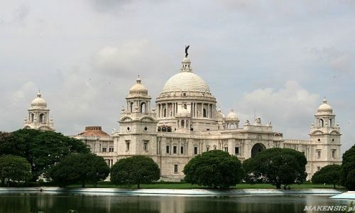 Zdjęcie INDIE / Bengal Zachodni / Kolkata / Viktoria Palace