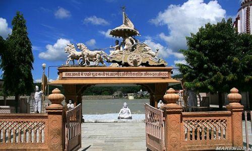Zdjecie INDIE / Uttar Pradesh / Puri / Rishikesh