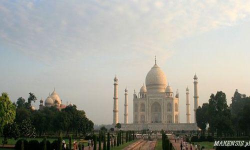 Zdjecie INDIE / brak / Agra / Taj Mahal