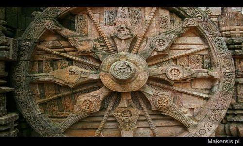 Zdjecie INDIE / brak / Konrak / Świątynia Słońca