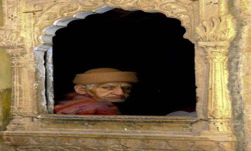 Zdjecie INDIE / Radżastan / Jodpur / Chwila zadumy
