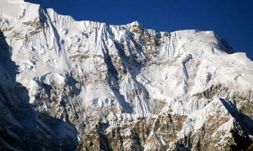 Zdjęcie INDIE / sikkim / rejon Kangdzendzongi / Zerwy ściany Kangdzendzongi