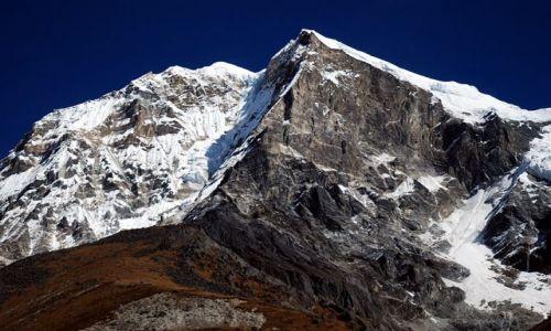 Zdjęcie INDIE / sikkim / rejon Kangdzendzongi / Mt. Pandim 6691 m