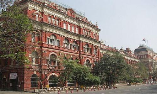INDIE / Bengal Zachodni / Kalkuta / Dom Pisarczyków