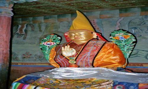 Zdjecie INDIE / Laddakh / Maly Tybet / Krajobrazy tybetanskie