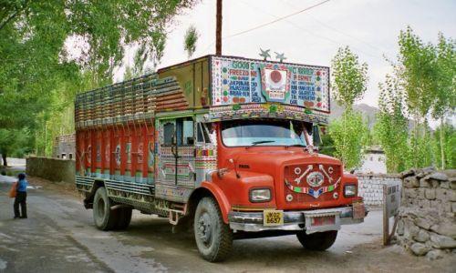 Zdjęcie INDIE / Laddakh / Maly Tybet / Krajobrazy tybetanskie