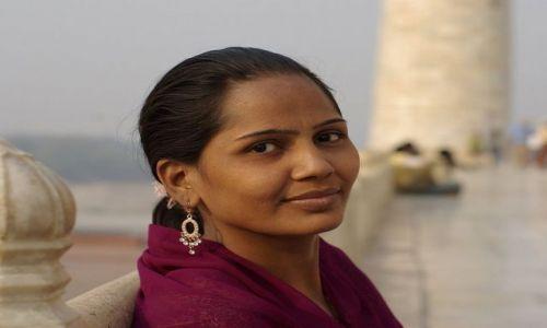 Zdjęcie INDIE / agra / taj mahal / hinduska;-)