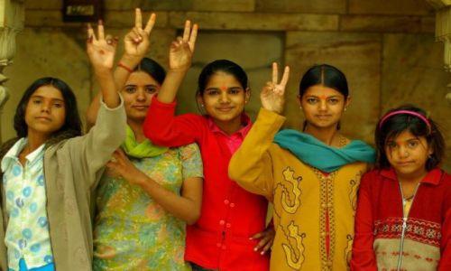 Zdjecie INDIE / Deshnoke / Deshnoke / hinduski