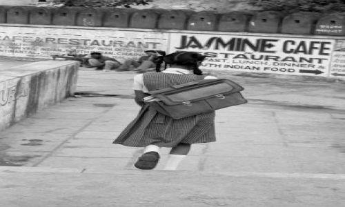 Zdjecie INDIE / Rajahstan / Udajpur / prosto ze szkoł