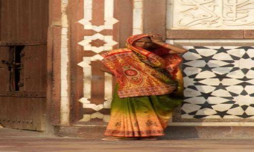 Zdjecie INDIE / Indie / Gajtor / sari