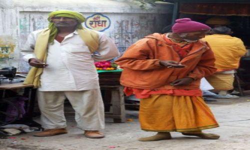 Zdjecie INDIE / Uttar Pradesh / Mathura / fani Kryszny