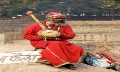 Zdjęcie INDIE / Indie / Orchha / sadhu