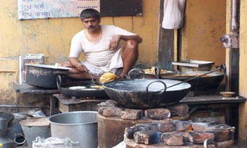 Zdjecie INDIE / brak / Delhi / Czas na posiłek