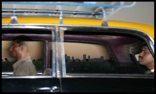 Zdjecie INDIE / brak / Mumbai / Mumbai zza okna