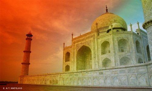 Zdjęcie INDIE / brak / Taj Mahal / Mój Taj Mahal